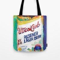 Utica Club Beer Tote Bag
