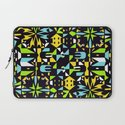Square 3 color option 2  Laptop Sleeve