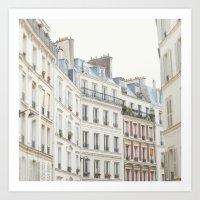 Good Morning, Paris - Ph… Art Print