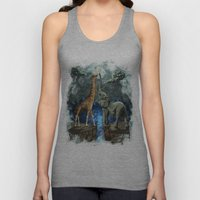 The Magical Forces Of Th… Unisex Tank Top
