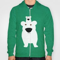 Winter - Polar Bear 2 Hoody