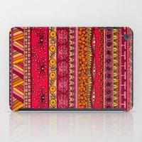 Yzor pattern 013 Summer Sunset iPad Case