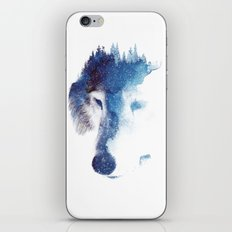 Through Many Storms iPhone & iPod Skin