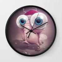 Beanie Wall Clock