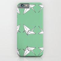 Paper Crane Motif, 2013. iPhone 6 Slim Case