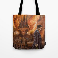 Saviour of Gallifrey Tote Bag