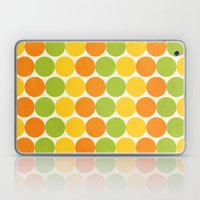 Zesty Polka Laptop & iPad Skin