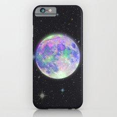 pink moon iPhone 6 Slim Case