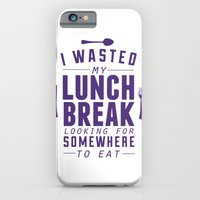 Lunch iPhone 6 Slim Case