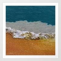 Yellowstone Art Print