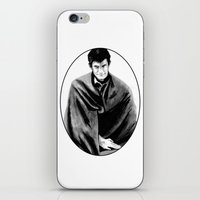 I Wouldn't Even Harm A F… iPhone & iPod Skin