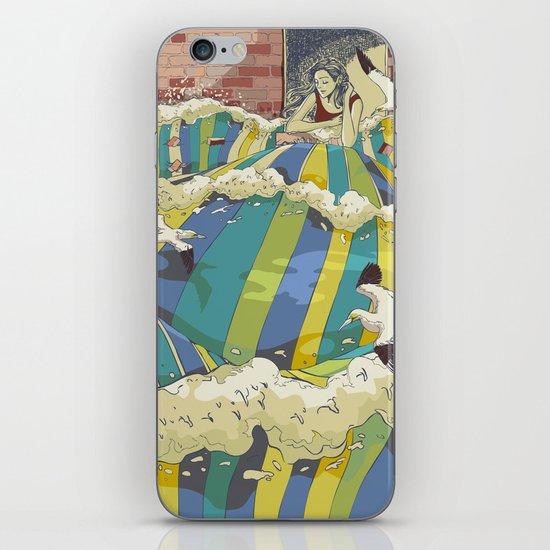The Losing Wall iPhone & iPod Skin