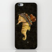 time travels with us iPhone & iPod Skin