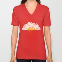 Breakfast Unisex V-Neck