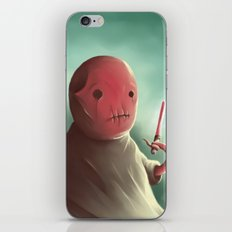 Cuter than master Yoda iPhone & iPod Skin