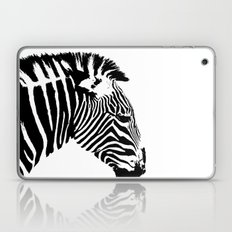 Zebra Portrait Laptop & iPad Skin
