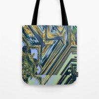 Tropical Dancin Tote Bag
