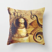 Brusuillis Throw Pillow
