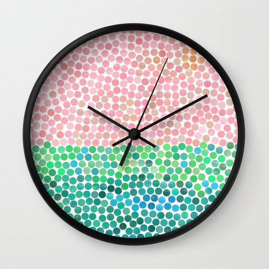 dance 2 Wall Clock