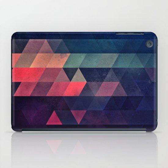 edyfy wyth lyys iPad Case