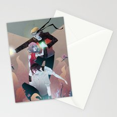 Nothing but Death Stationery Cards