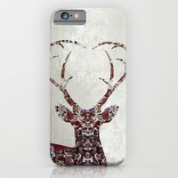 iPhone & iPod Case featuring My Deer Love, by Angelo Cerantola