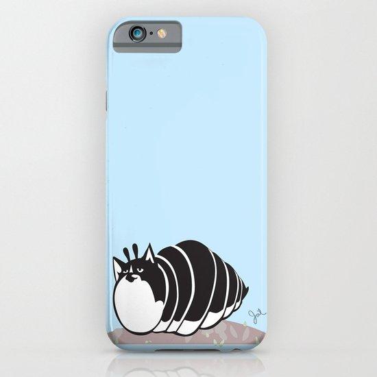Kittypillar iPhone & iPod Case