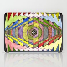The Singular Vision iPad Case