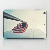 Tall America iPad Case