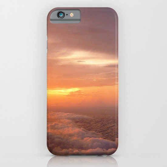 lavender hour iPhone & iPod Case