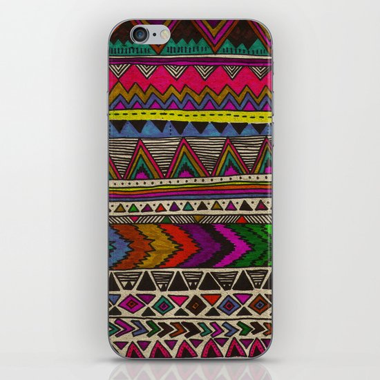 ▲PONCHO ▲ iPhone & iPod Skin