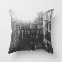 John K. King - Detroit, … Throw Pillow