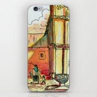 Templo San Francisco iPhone & iPod Skin