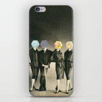 Modern Fashion iPhone & iPod Skin