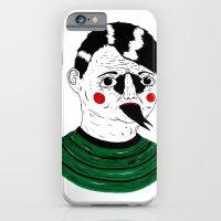 Snake Kid iPhone 6 Slim Case