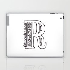 R is for Laptop & iPad Skin