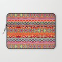 India Style Pattern (Multicolor) Laptop Sleeve