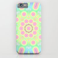 flower candy power iPhone 6 Slim Case