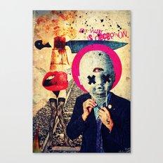 All War Is Deception Canvas Print
