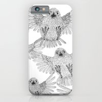 Chicks of prey (belligerant and unconquered) iPhone 6 Slim Case