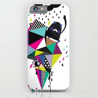 iPhone & iPod Case featuring Creepy World by Cupi W