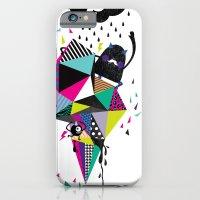 Creepy World iPhone 6 Slim Case