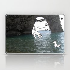 Durdle Door Man Laptop & iPad Skin