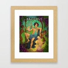 Bacchus  Framed Art Print