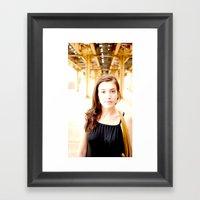 Love of My Life Part 3 Framed Art Print