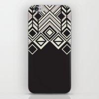 TINDA 1 iPhone & iPod Skin