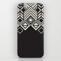 TINDA 1 iPhone & iPod Skin