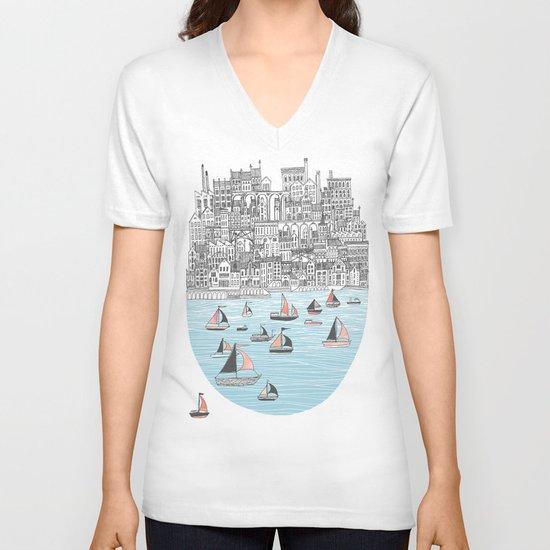 Joppa V-neck T-shirt