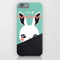 iPhone & iPod Case featuring Bunbina 2014 by jusum