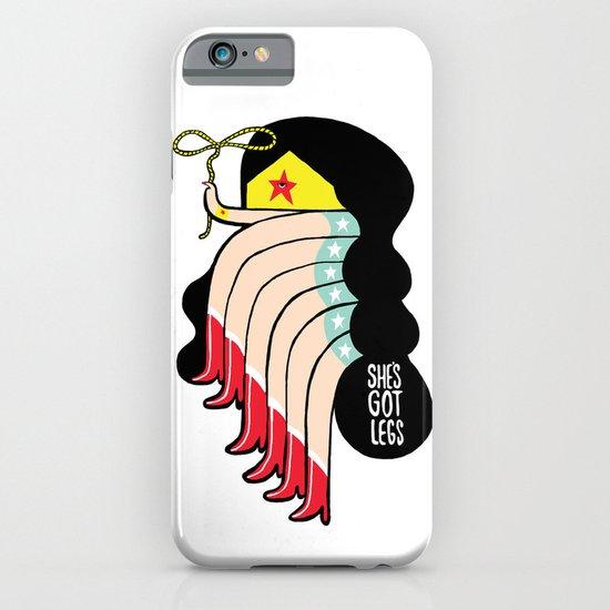 She's Got Legs iPhone & iPod Case